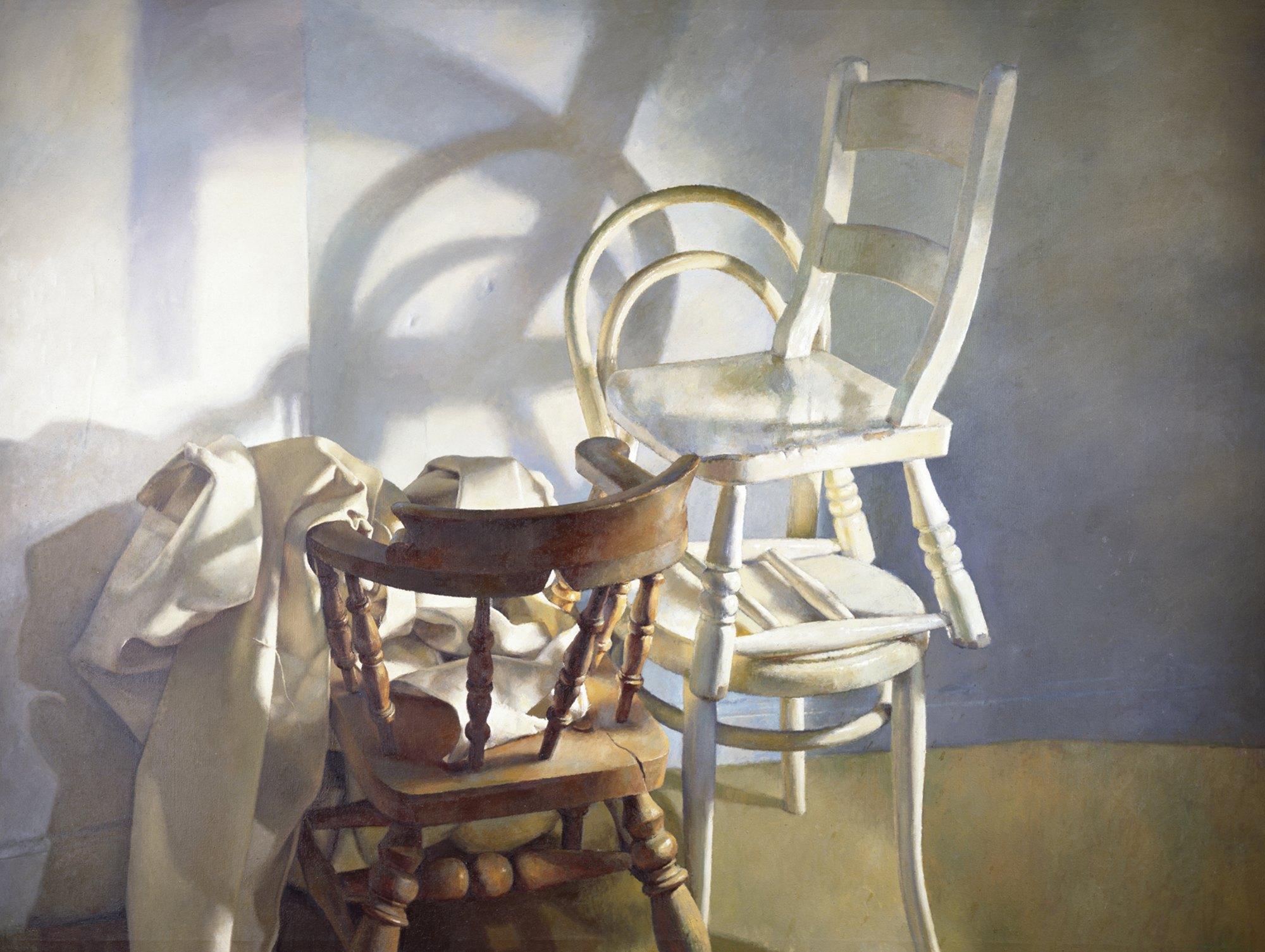 Still Life: Three Chairs.