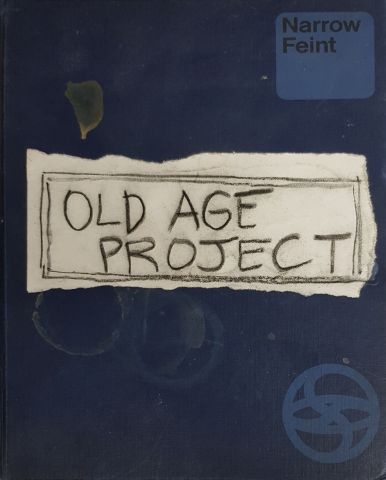 old age A5 notebook