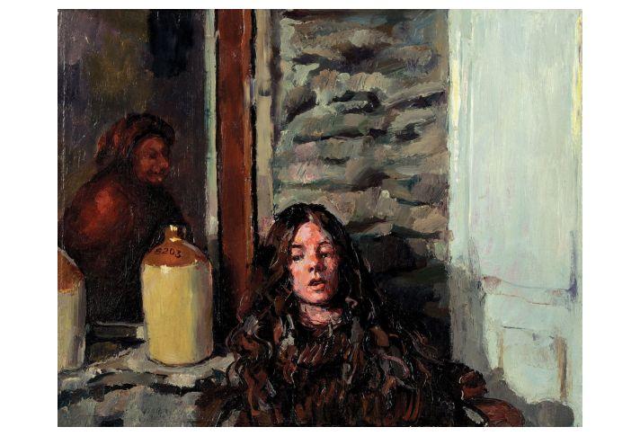 rembrandt self portrait essay